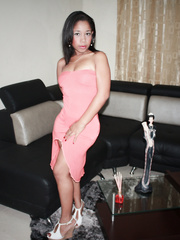 Ebony webgirl SweetChaneel