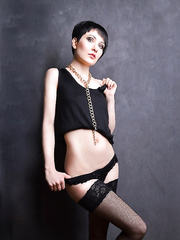 Russian webcam model 777Aleksa