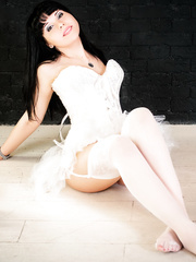 Beautiful camgirl Akinara