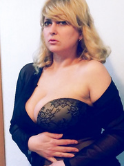 Ukrainian mature Janna37